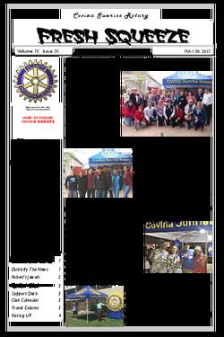 Covina Sunrise Rotary Club - About Us